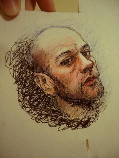 Michael Stipe by 4EM